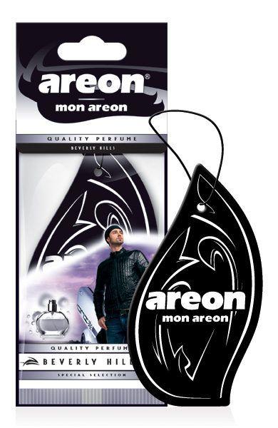 Aromatizante para carro Mon Areon - Beverly Hills  - Loja Go Eco Wash