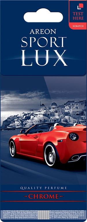 Aromatizante para carro Mon Areon - Lux Chrome  - Loja Go Eco Wash