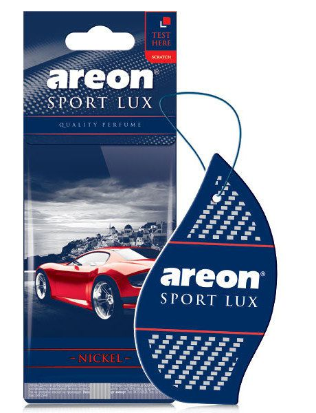 Aromatizante para carro Mon Areon - Lux NIckel  - Loja Go Eco Wash