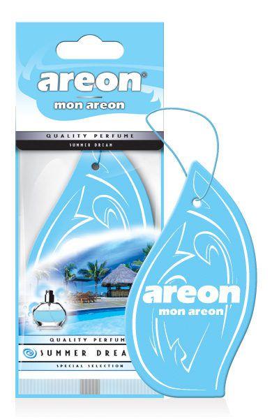 Aromatizante para carro Mon Areon - Summer Dream  - Loja Go Eco Wash