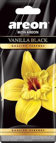 Aromatizante para carro Mon Areon - Vanilla Black (Baunilha)  - Loja Go Eco Wash