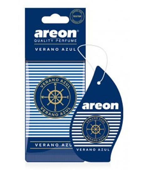 Aromatizante para carro Mon Areon - Verano  - Loja Go Eco Wash