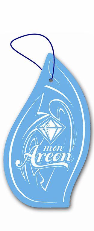Aromatizante para carro Mon Areon - Yachting  - Loja Go Eco Wash
