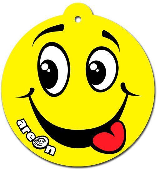 Aromatizante para carro Smile Areon - Tutti-Frutti  - Loja Go Eco Wash