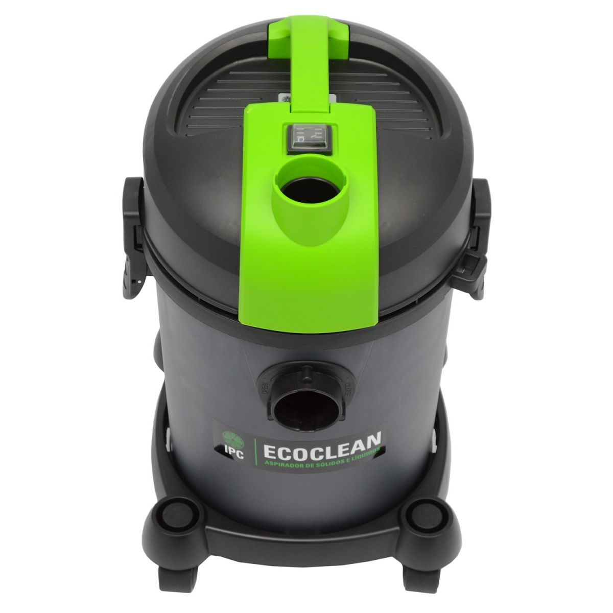 Aspirador Ecoclean - IPC Soteco - 110V  - Loja Go Eco Wash