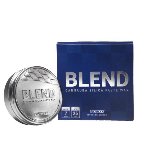 Blend Carnaúba Sílica Paste Wax (100ml)  - Loja Go Eco Wash