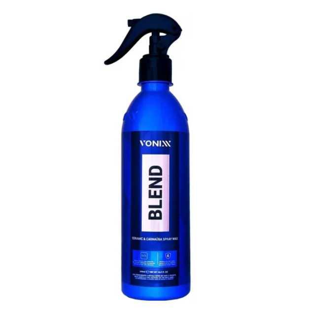 Blend Carnaúba Sílica Spray Wax (473ml)  - Loja Go Eco Wash