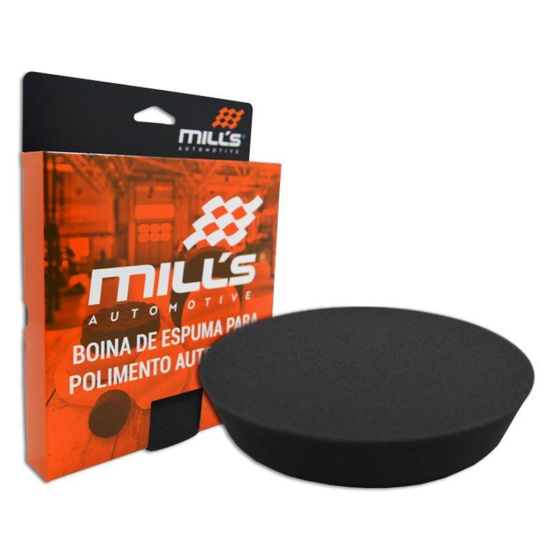 Boina de Espuma Super Macia / Lustro 6 pol MILLS  - Loja Go Eco Wash