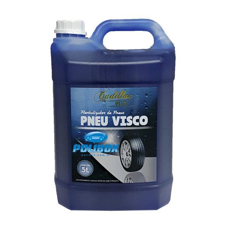 Cadillac Pneu Visco Gel de Pneu 5L  - Loja Go Eco Wash