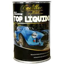 Cadillac Silicone Top Líquido - 1L   - Loja Go Eco Wash