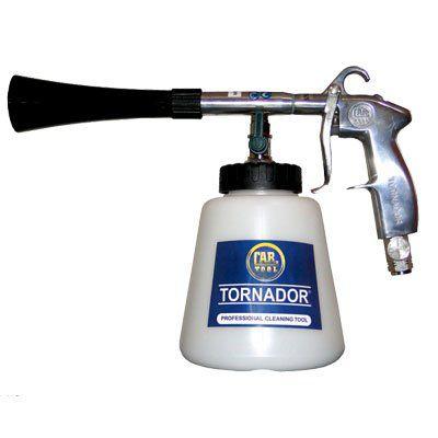 Car Tool Pistola Tornador Black (Z-020) para Limpeza e Higienização  - Loja Go Eco Wash