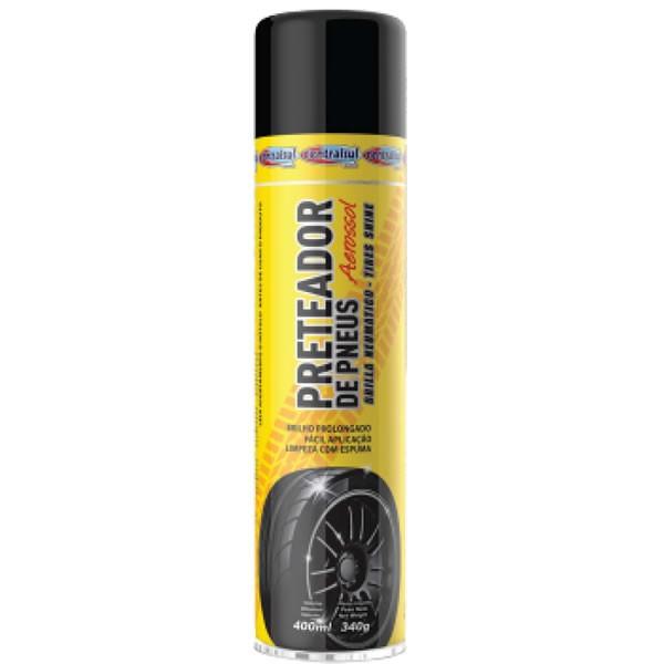 Centralsul Preteador de Pneus Aerossol (400ml)  - Loja Go Eco Wash