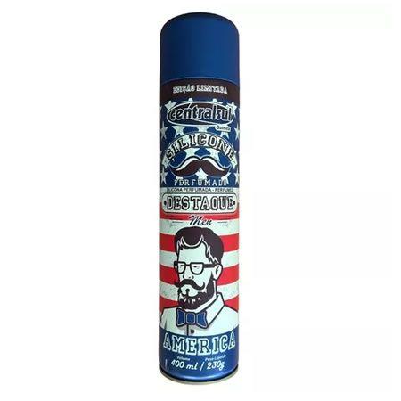 Centralsul Silicone Perfumado Destaque Men America (400 ml)  - Loja Go Eco Wash