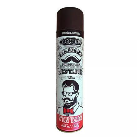 Centralsul Silicone Perfumado Destaque Men Vintage (400 ml)  - Loja Go Eco Wash