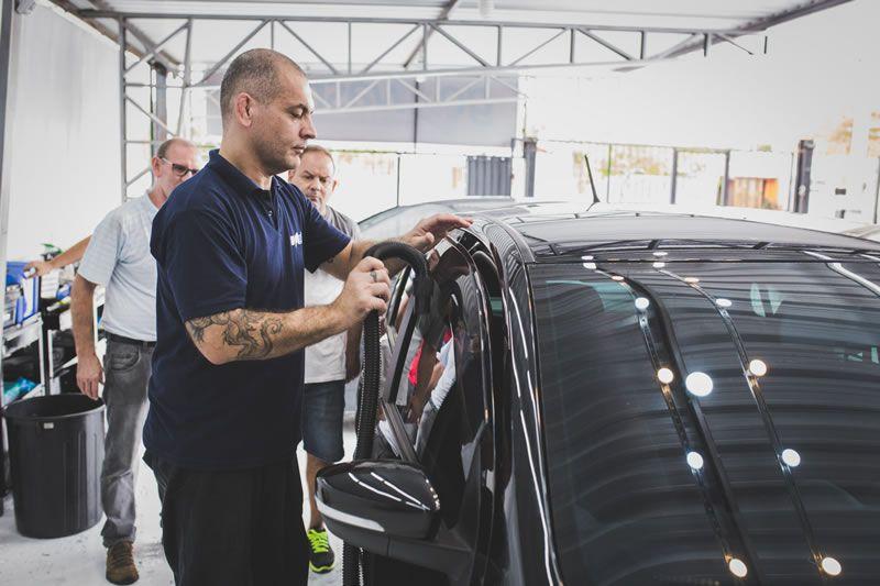 Curso Estética Automotiva (12 serviços) - Porto Alegre/RS  - Loja Go Eco Wash