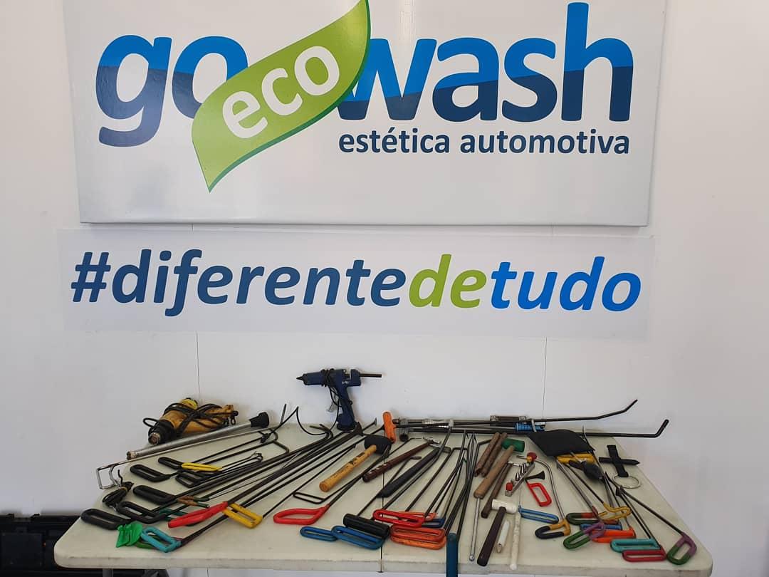 Curso Martelinho de Ouro para iniciantes - 3 dias   - Loja Go Eco Wash