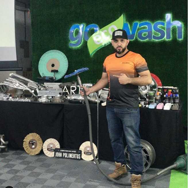 Curso Realidade dos Metais na Estética Automotiva  - Loja Go Eco Wash