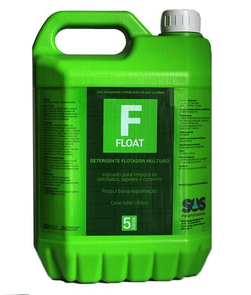 DETERGENTE FLOAT – APC FLOTADOR CONCENTRADO – 5L  - Loja Go Eco Wash