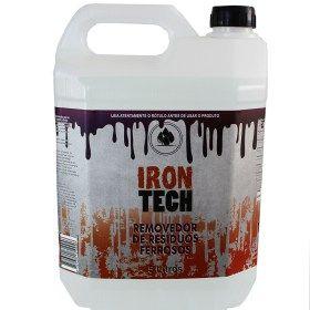 Easytech Iron Tech Removedor de Resíduos Ferrosos - 5lt  - Loja Go Eco Wash