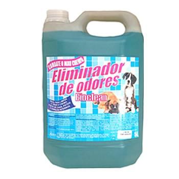 ELIMINADOR DE ODORES BACTERICIDA 5 LITROS  - Loja Go Eco Wash