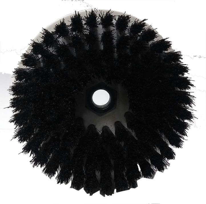 Escova Rotativa Limpeza Estofados Macia - Politriz e Furadeira  - Loja Go Eco Wash