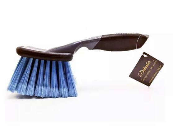 Escova para Caixa de Rodas Curta - (Detailer)  - Loja Go Eco Wash