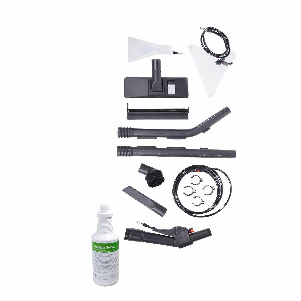 Extratora LavaClean - IPC Soteco - 220V  - Loja Go Eco Wash