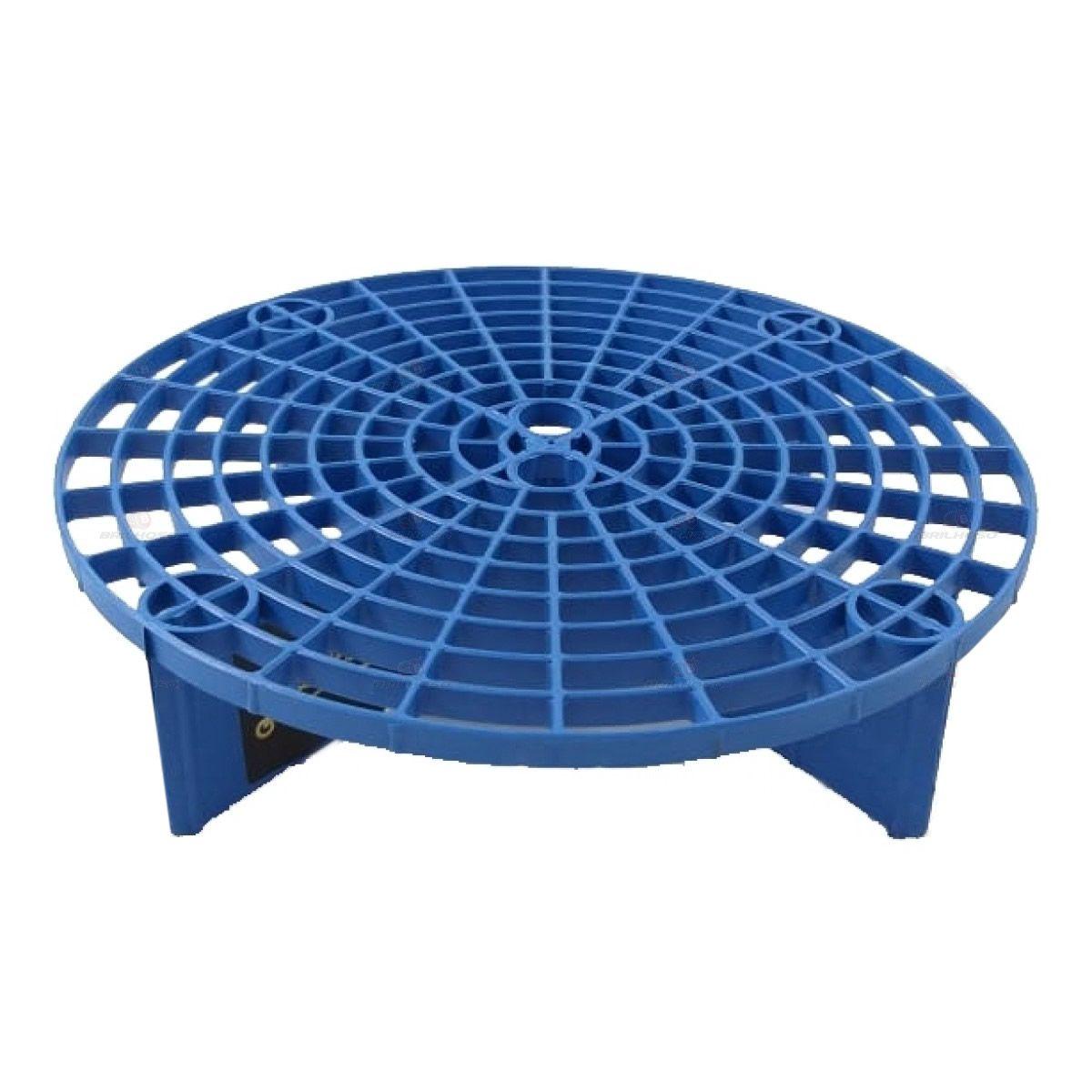 Grelha Separadora de Partículas Avulsa - Azul  - Loja Go Eco Wash