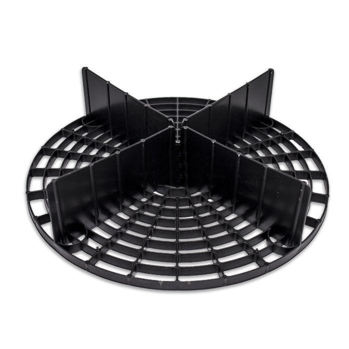 Grelha Separadora de Partículas Avulsa - Preta  - Loja Go Eco Wash