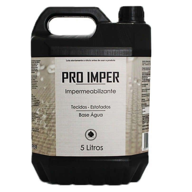 Impermeabilizante de Tecidos Pro Imper 5lt - Easytech  - Loja Go Eco Wash