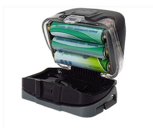 Lanterna de Cabeça Solver SLP-10 com Led (pilha)  - Loja Go Eco Wash