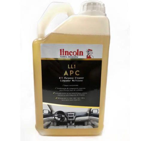Lincoln LL1 APC Limpador Multiuso 3,6L  - Loja Go Eco Wash