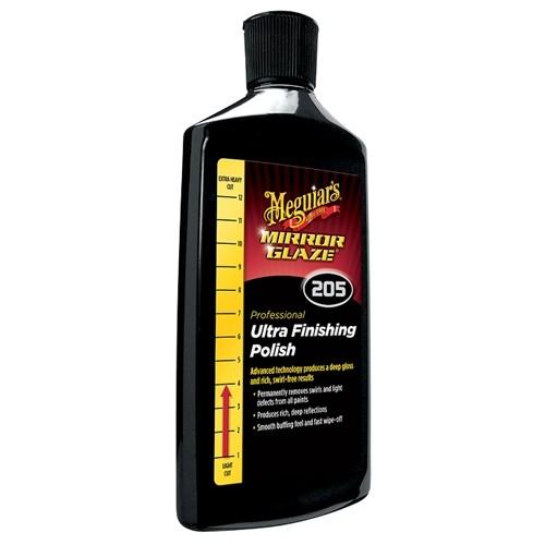 Meguiars Mirror Glaze Super Lustrador Ultra Finishing Polish, M20508 (237ml)   - Loja Go Eco Wash