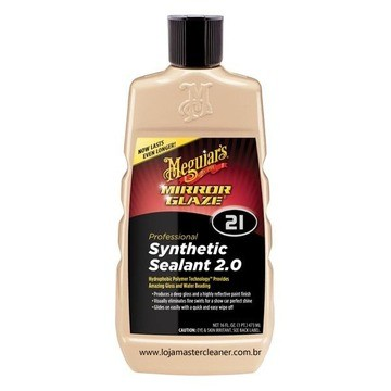 Meguiars Selante Sintético (Synthetic Sealant) 2.0, M2116 (473ml)   - Loja Go Eco Wash