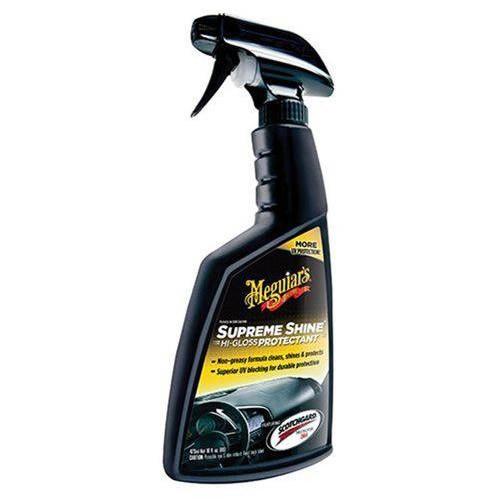 Meguiars Supreme Shine - Protetor de Brilho Supremo G4016 - 473ml  - Loja Go Eco Wash