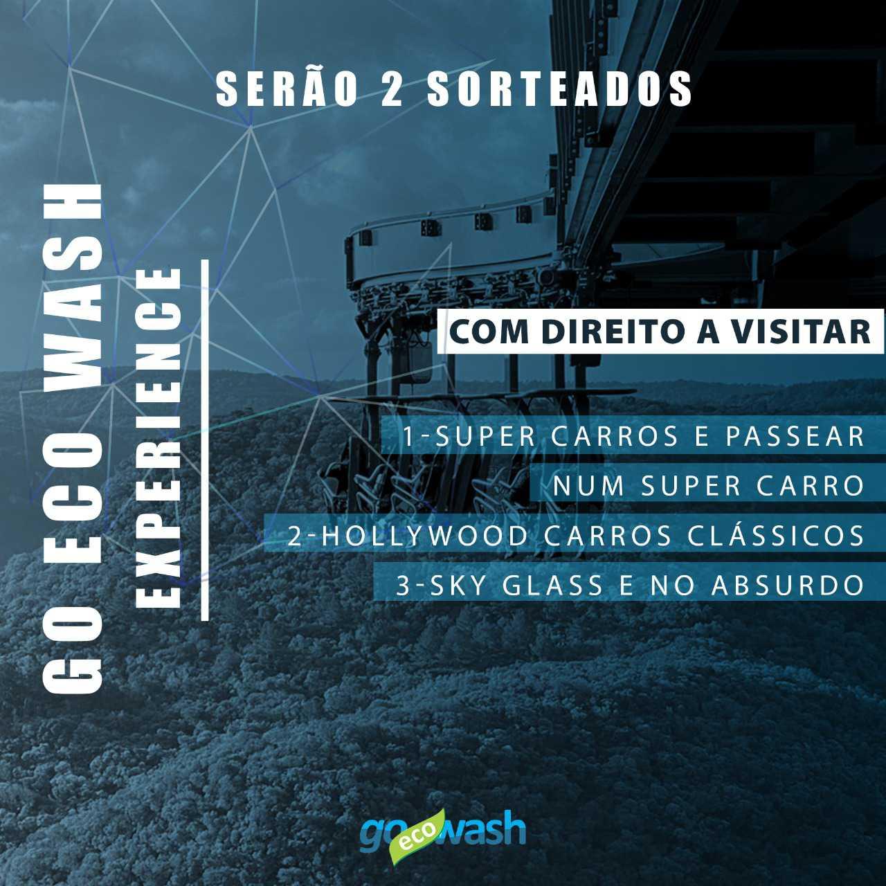 Mentoria Gabriel Amaral + Workshop + Reinauguração  - Loja Go Eco Wash