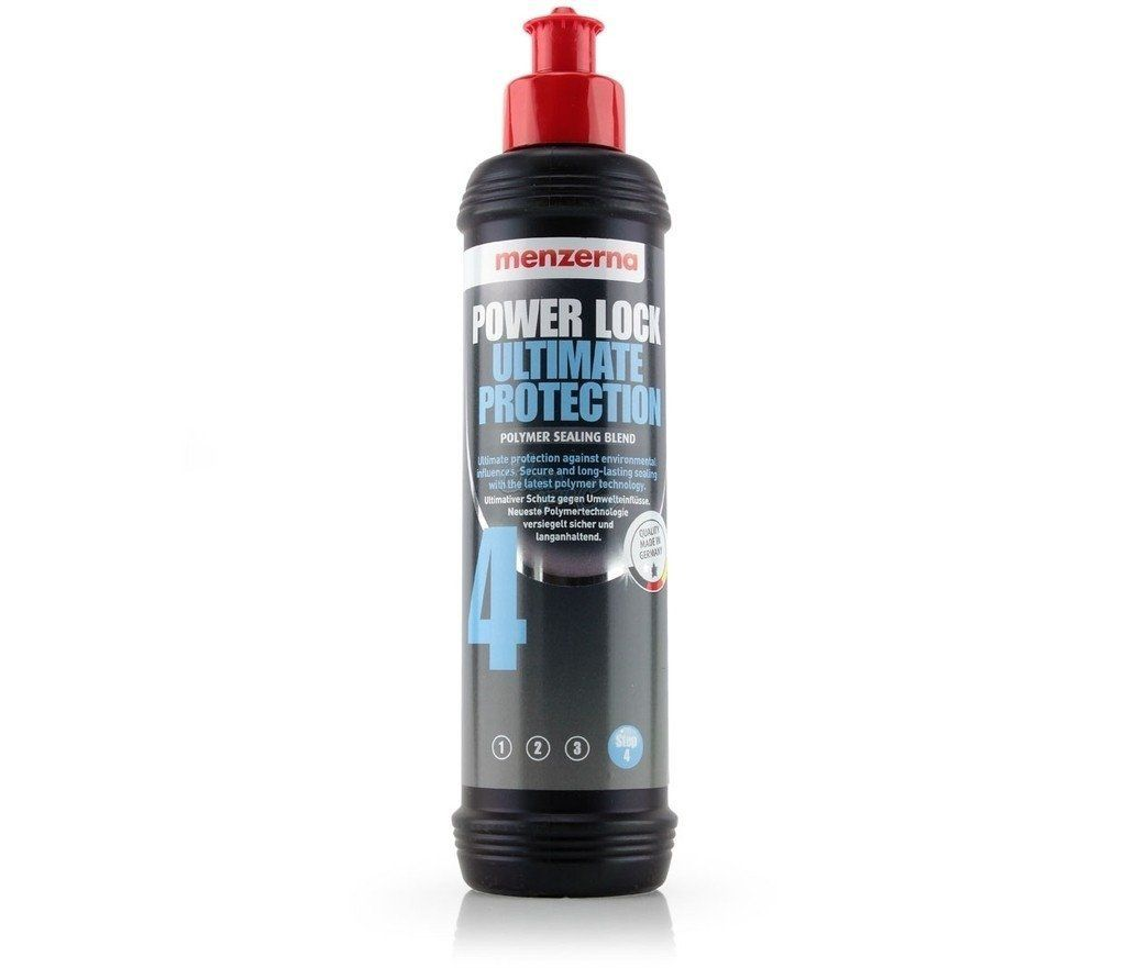 Menzerna Power Lock Ultimate Protection - Selante Sintético -250ml  - Loja Go Eco Wash