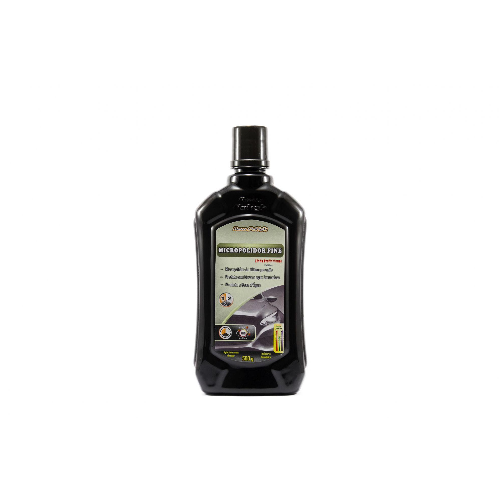 Micropolidor Fine 500g - New Polish  - Loja Go Eco Wash