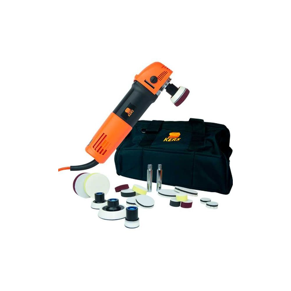 Mini Politriz Rotativa Kers R75 780W 220V  - Loja Go Eco Wash
