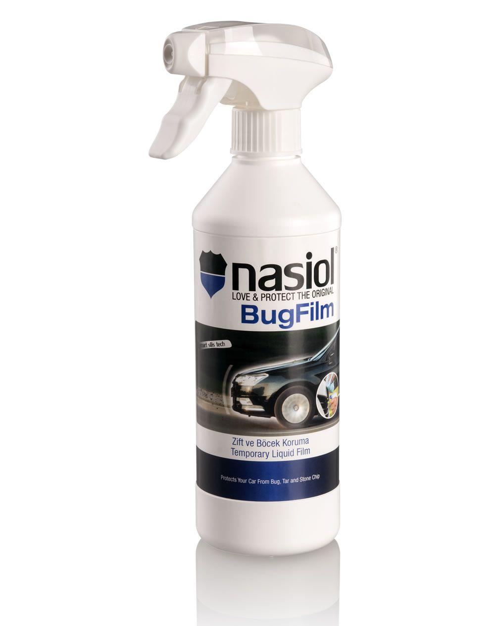 NASIOL Bugfilm – Proteção contra insetos, areia e contaminantes – 500ml  - Loja Go Eco Wash
