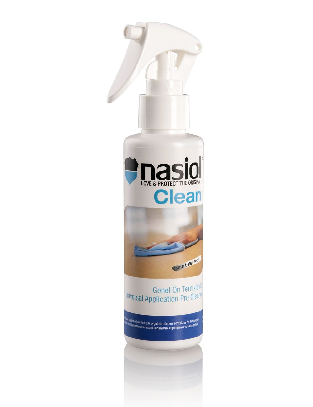 NASIOL Clean - Limpeza Profunda de todas as superfícies 150ml  - Loja Go Eco Wash