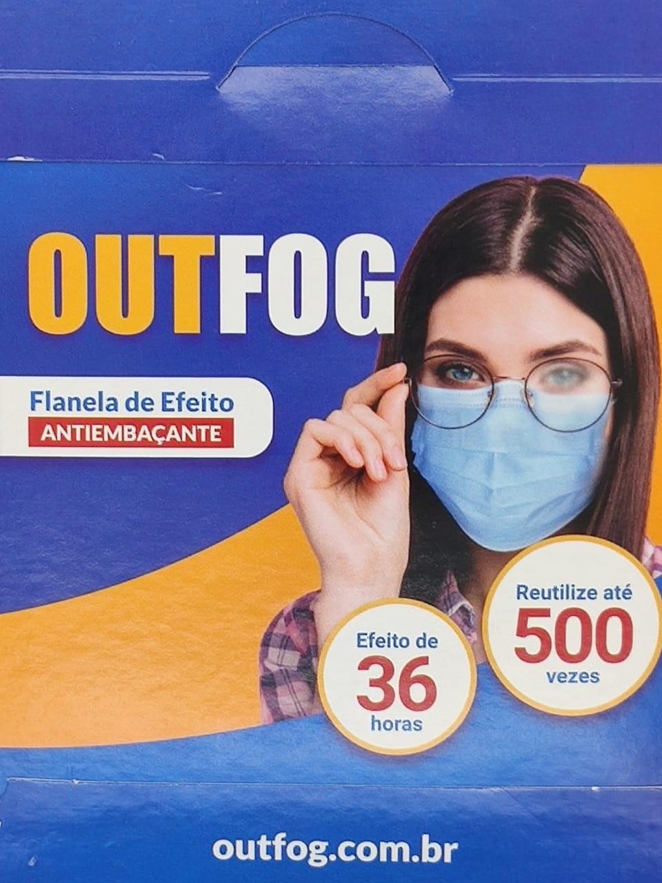 OutFog Flanela antiembaçante  - Loja Go Eco Wash