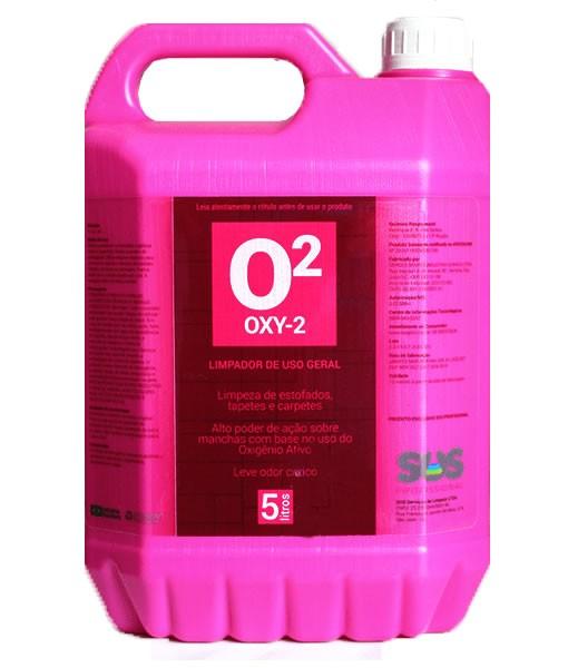 OXY2 – SUPER LIMPADOR CONCENTRADO BY PEROXY – 5L  - Loja Go Eco Wash