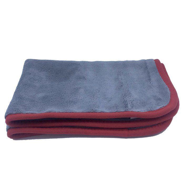 Pano de Microfibra Detailer 38cm x 58cm , 600gsm (Mandala) - (un)  - Loja Go Eco Wash