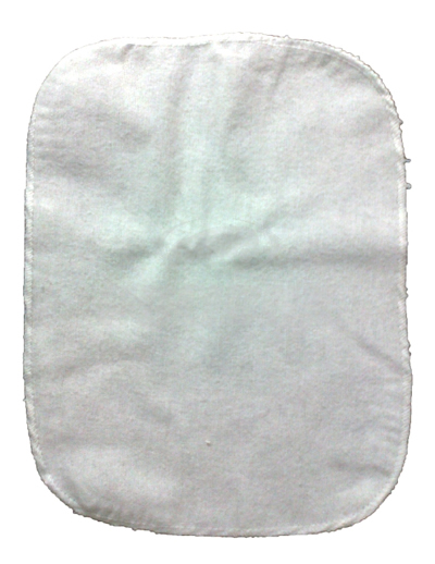 Panos 100% algodão 30 unid. 30cm x 18cm  - Loja Go Eco Wash