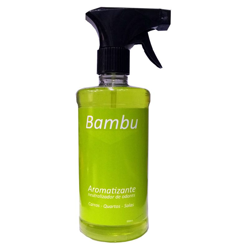 Perfume Aromatizante 500ml - Bambu  (Go Eco Wash)  - Loja Go Eco Wash