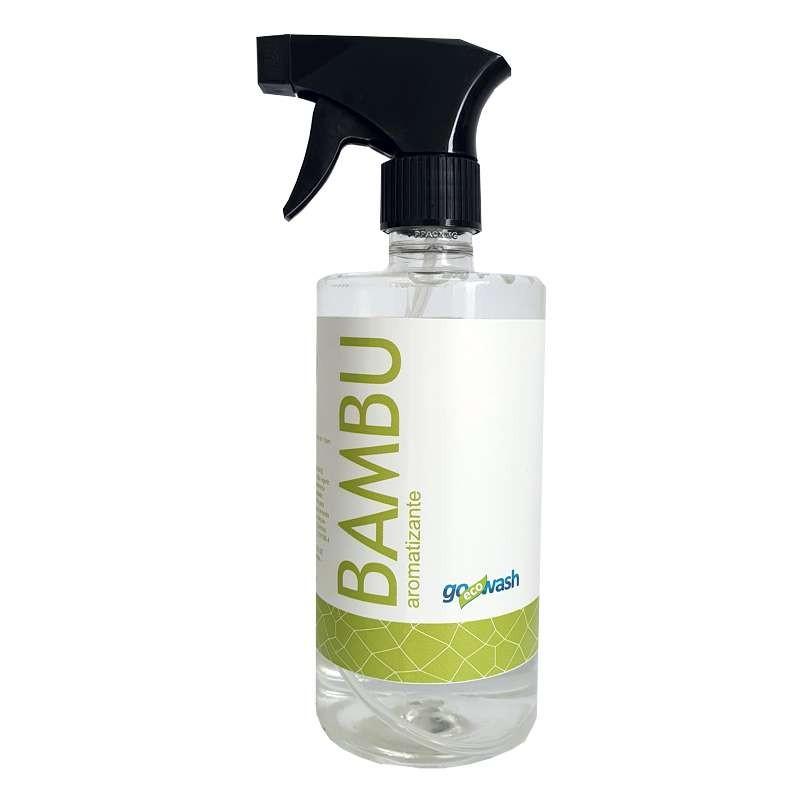 Perfume Aromatizante 500ml - Bambu  (Go Eco Wash)  - Loja Go Eco Wash