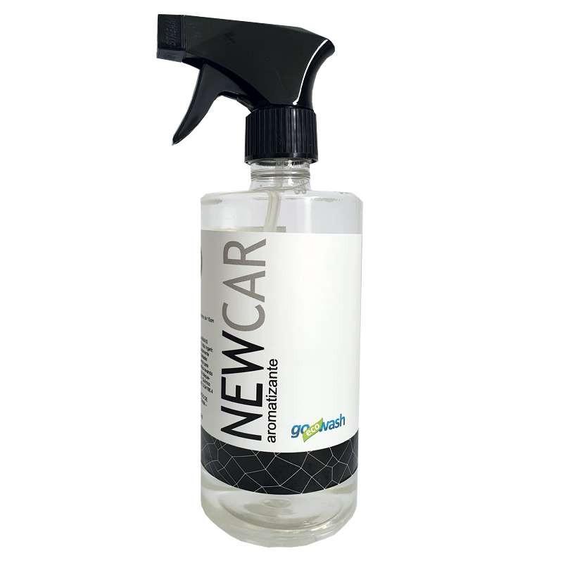 Perfume Aromatizante 500ml - New Car (Go Eco Wash)  - Loja Go Eco Wash