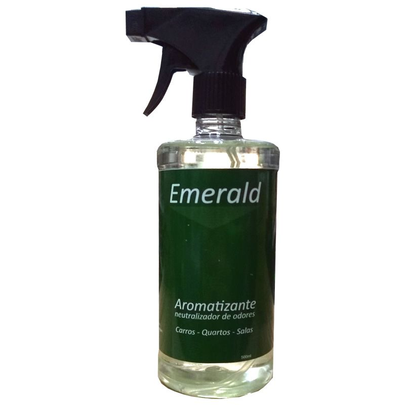 Perfume Aromatizante 500ml -  Emerald (Go Eco Wash)  - Loja Go Eco Wash