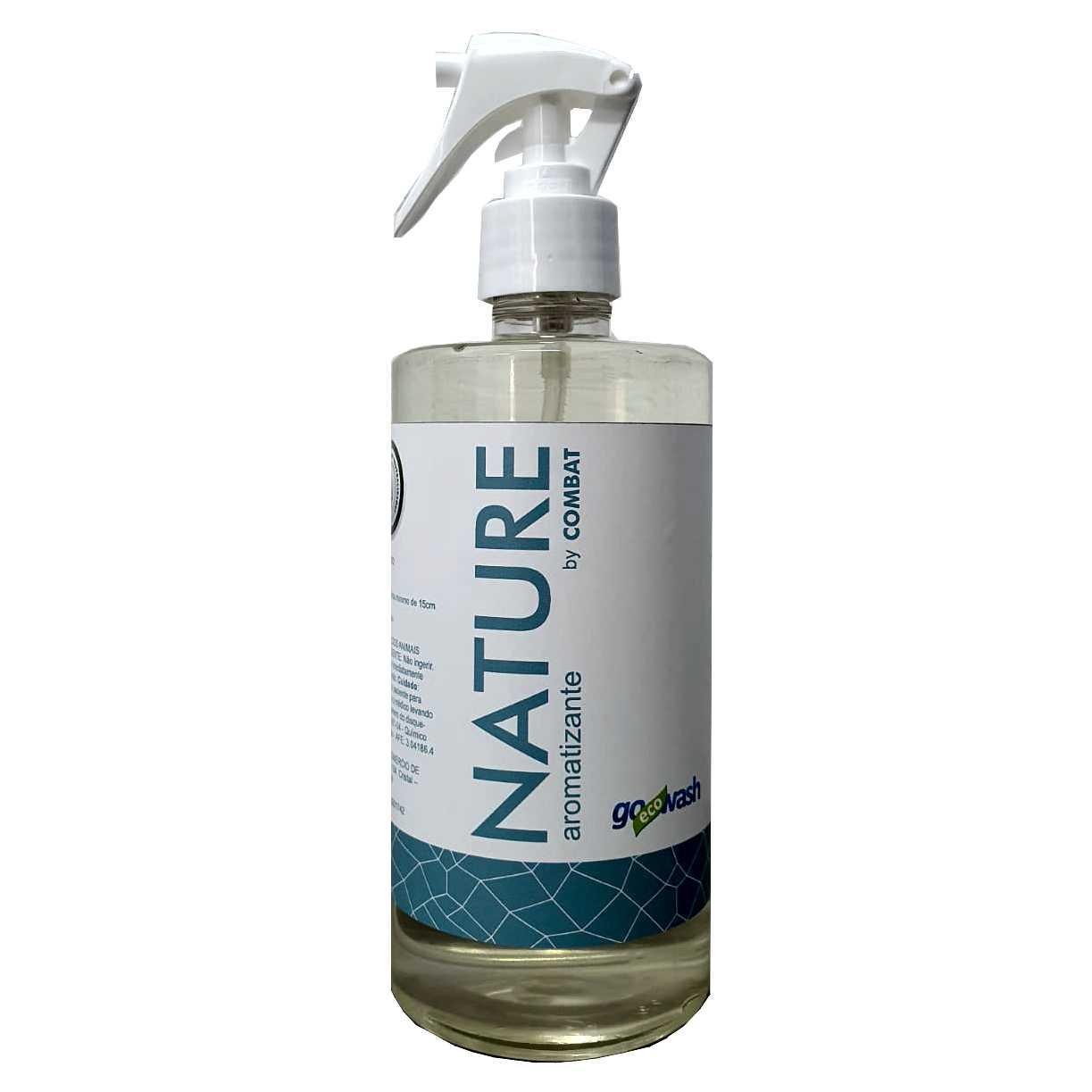 Perfume Aromatizante 500ml -  Nature (Go Eco Wash)  - Loja Go Eco Wash